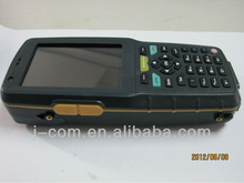 handheld PDA with lf rfid reader(125khz,134.2khz)