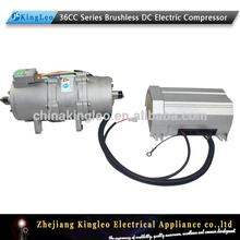12 vdc eléctrica compresor scroll para el sueño camiones cab sistemadeaireacondicionado