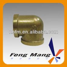 Brass Elbow Swivel Fittings M./F