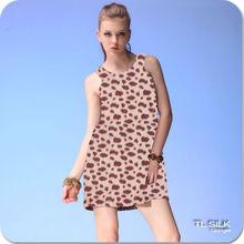 2015 Yarn Dyed Jacquard Silk Fabric S10