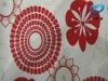 super soft polyester knitting printed sofa fabric
