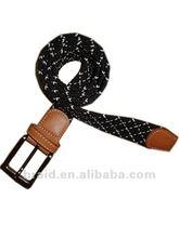 Girdle Canvas Belts Striped