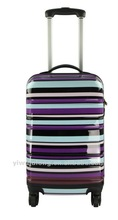 colorful Luggage,Trolley suitcase,PC+ABS,polycarbonate luggage