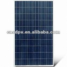 210w poly solar panel for solar system TUV