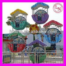 Attractive!!! portable fun fair games ferris wheel for kids