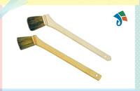Pure bristle circular wooden handle Elbow brush