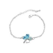 (b053024) high quality bracelet charm bracelet with Austria crystal and alloy