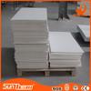 Heat resistant and refractory ceramic fiber board