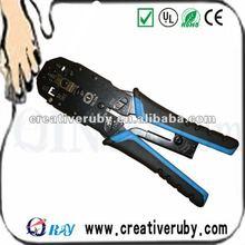 8P/6P/4P Hand Crimping/hardware Tool TL-2008R