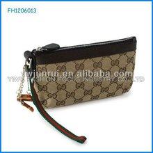2014 New femal change purse wholesale women's wallet cheap china supplier