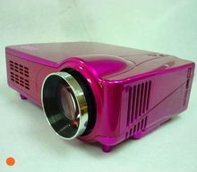 low cost portable projectors HDMI with USB/SD support RMVB video