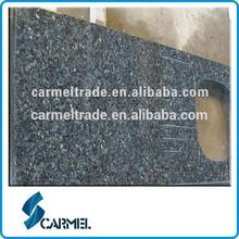 blue pearl granite table top cost
