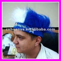 Funny Headband cap,elastic headband cap,football headband