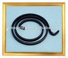 65Mn high elasticity clock spring with blacken plating