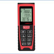 (LDM100 Pro) Hand-held Laser Distance Meter 100m Disto Meter