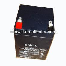 UPS maintenance free AGM lead acid battery 12v 2.8Ah