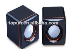 2014 hot sale best 2.0 speaker, 2.0 computer speaker