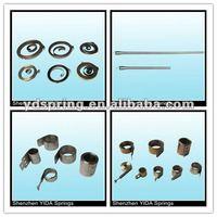 Special metal stamping parts volute spiral spring