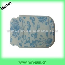 2012 The latest design silicon cover for mobile phones made in Dongguan