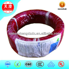 UL1330,1331,1332 FEP Teflon insulated wire/cable
