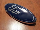 """Ford oval emblem 9"""" X 3 1/2""""; car emblem; Ford F-150 Truck Front Grille Tailgate 9"""" OEM Emblem Badge"""