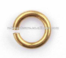 Metal bag ring