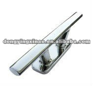 stainless steel yacht mooring boat cleat