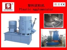plastic waste pe film aggregator