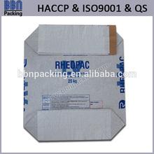 valve kraft paper bags for food grade
