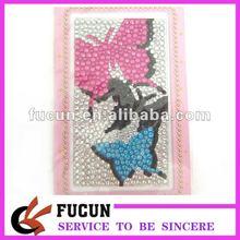 Fashion Diamond Mobile Phone Sticker /Cellphone sticker
