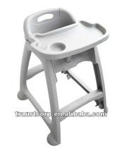En plastique chaise bébé en haute qualité et prix compétitif