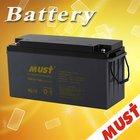 Maintenance free, long life-cycle and 12v lead acid battery of 12v150ah deep cycle accumulator