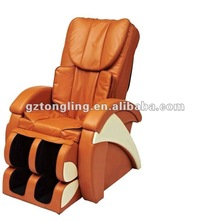 Luxurious Orange Massage Chair - ASD004