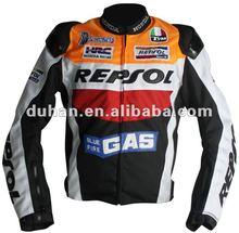 duhan chaqueta de la motocicleta de repsol nueva chaqueta de equitación