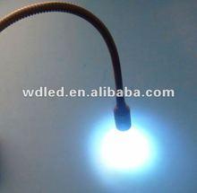 LED FLEX-G-1W rechargeab 2012 new design led machine light