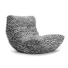 Suede Beanbag Sofa