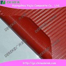 Colored 3D Carbon Fiber Vinyl,self adhesive 3d carbon fiber vinyl film
