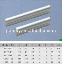 small cabinet handle,small drawer knob,aluminium bar pull