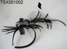 sinamay hair accessories ladides fashion fascinators