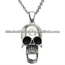 Promotional Unique Talking Skull Necklace For Men