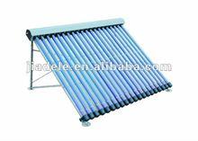 70mm metal glass vacuum heat pipe tube solar collector
