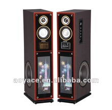 usb speaker with usb/sd/karaoke/3d pic