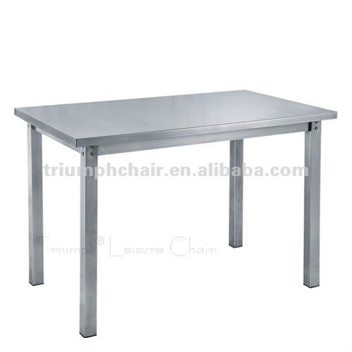 Four Seater Stainless Steel Dining Table View Stainless Steel Table