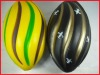 pu rugby stress ball,sprial american football