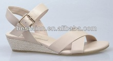 2013 lady flat sandals,slippers, women shoes