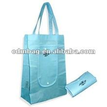 2015 new design hot sale high quality folding shopping bag
