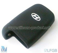 silicone car key case for Hyundai