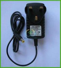 UK Plug 15V 1A Power Supply AC Adapter