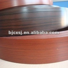 High quality wood veneer edge banding by ISO certificate