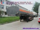 23.8 m3 hydrochloric acid transportation trailer